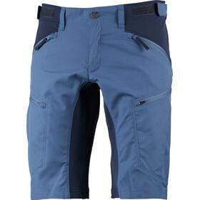 Lundhags Makke Spodnie krótkie Mężczyźni, niebieski